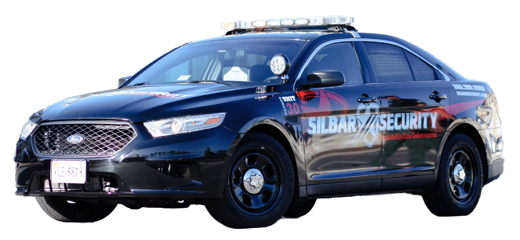 Silbar Security Law Enforcement Grade Vehicles